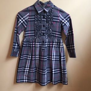 💯 AUTHENTIC BURBERRY GIRLS DRESS ⭐️⭐️